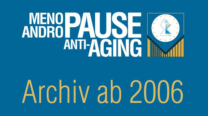 Archiv Menopausekongress ab 2006