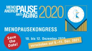 Banner Menopausekongress verschoben auf 2021