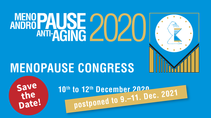 Menopause congress postponed to 2021